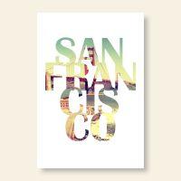 Grusskarte San Francisco Monika Minder Geist und Geschenk