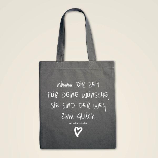 Stofftasche 'Der Weg zum Glück'