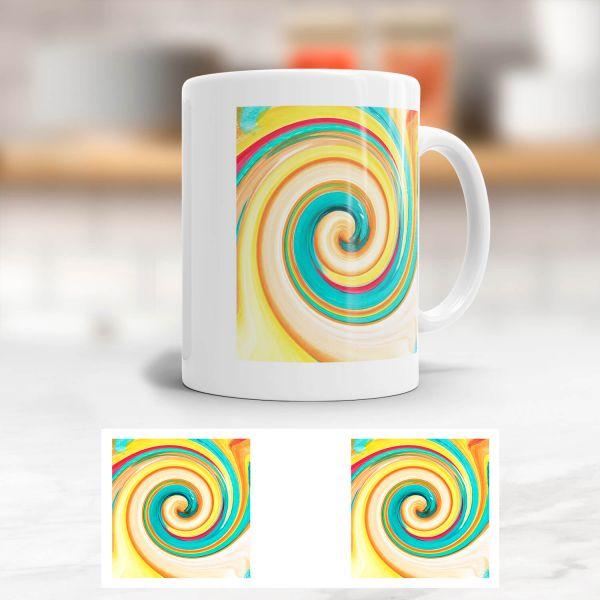 Tasse Energiebilder 'Ich bin'