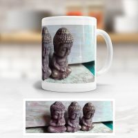 tasse bedruckt aniluap love you more buddha moenche vs