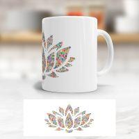 Tasse Lotus Geist und Geschenk klassische Form