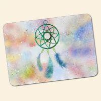 Bedrucktes 6-teiliges Tischset Dreamcatcher Cinco  Geist und Geschenk
