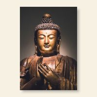 Grußkartenset Buddha Geist und Geschenk