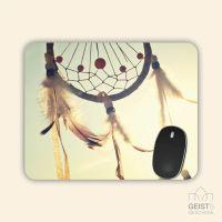 Mousepad bedruckt Traumfänger II Geist und Geschenk