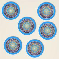 Mandala Untersetzer Klarheit 5