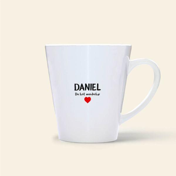 Namenstasse 'Daniel'