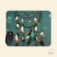 Mousepad bedruckt Traumfänger I Geist und Geschenk