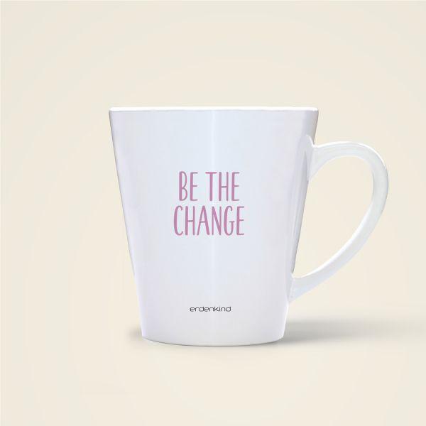 tasse be the change yoga erdenkind 15