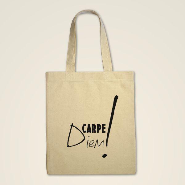 Stofftasche 'Carpe Diem'