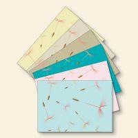 Grußkartenset bedruckt Dandelion Mix Geist und Geschenk