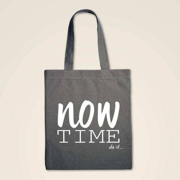Stofftasche 'NOW'