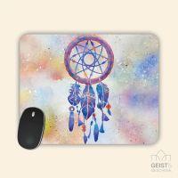 Mousepad bedruckt Traumfänger Cuatro Geist und Geschenk