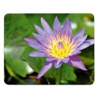Mauspad/Mousepad Lotusblume Motiv bedruckt