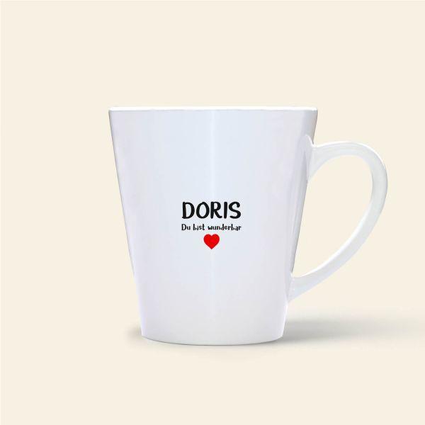 Namenstasse 'Doris'