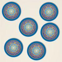 Mandala Untersetzer Klarheit 1