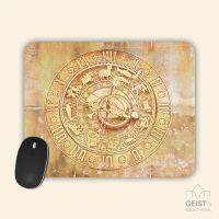 Mousepad bedruckt Sonnenuhr II Geist und Geschenk