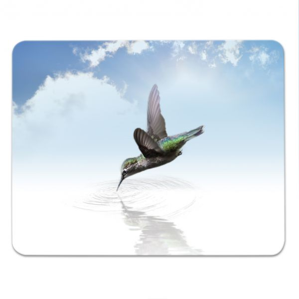 Mousepad bedruckt Kolibri Geist und Geschenk4
