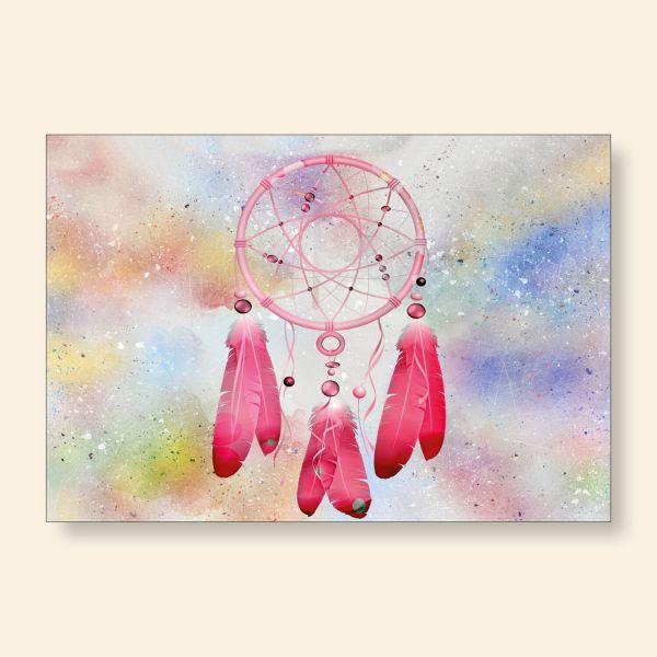 Grußkartenset bedruckt Traumfänger Dos Geist und Geschenk