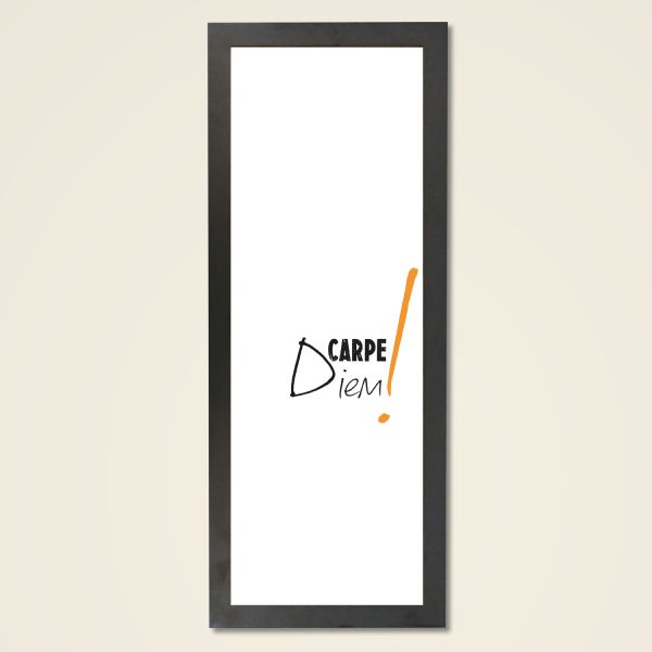 Wandbild 'Carpe Diem'