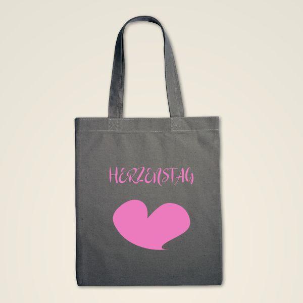 Stofftasche 'Herzenstag