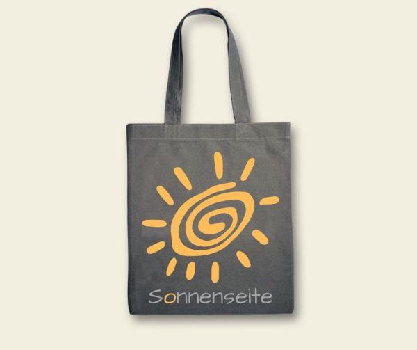 Stofftasche Canvas  Sonnenseite- Büddel Geist und Geschenk