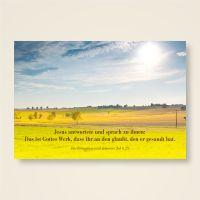 Postkarten-6er-Set-christliches-Zitat-Gottes-Werk-bedruckt-1