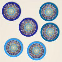 Mandala Untersetzer Klarheit 7