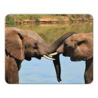 Mousepad bedruckt Elefant Geist und Geschenk Motiv5