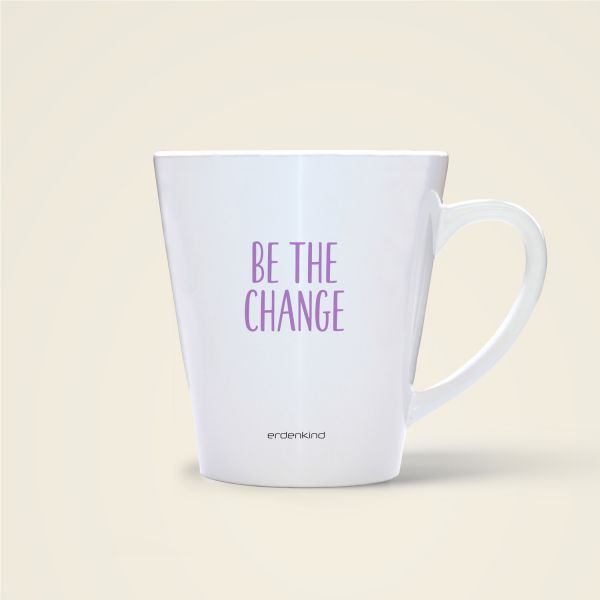 tasse be the change yoga erdenkind 19