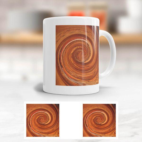Tasse Energiebilder 'Mutter Erde'