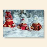 Grußkartenset bedruckt Puppen I Geist und Geschenk