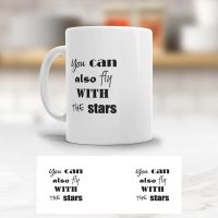 Tasse 'Fly with the stars'