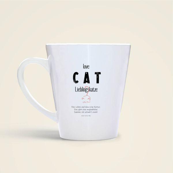 Tasse 'Love CAT'