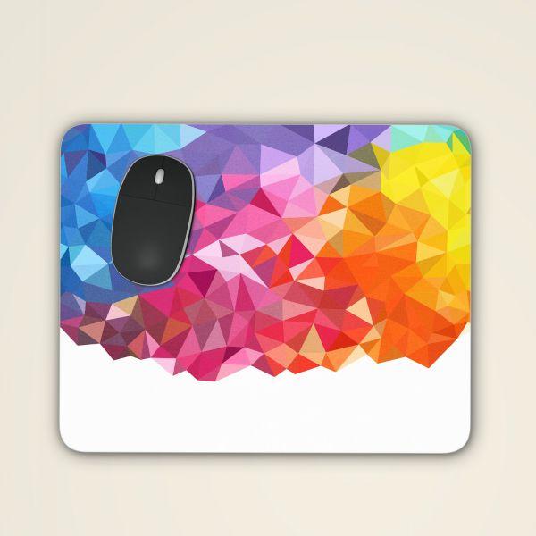 Mousepad mit Modern Art Kunstmotiv