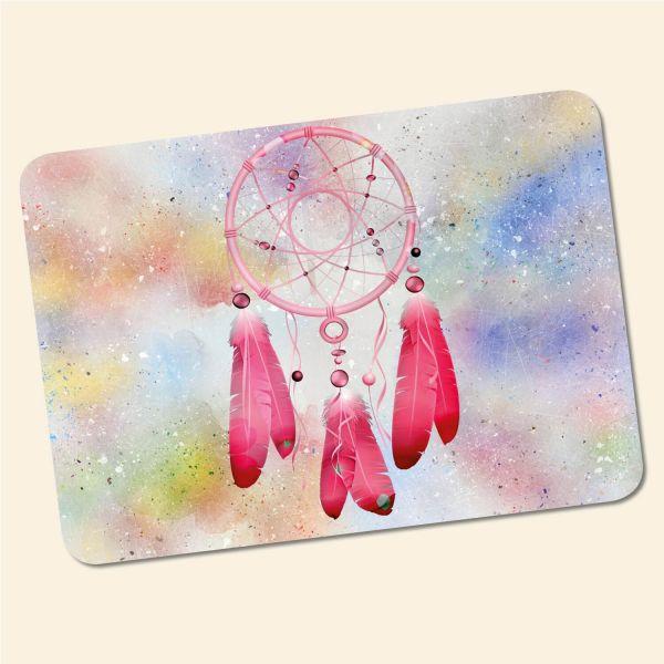 Bedrucktes 6-teiliges Tischset Dreamcatcher Dos  Geist und Geschenk