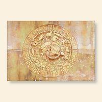 Grußkartenset bedruckt Sonnenuhr II Geist und Geschenk