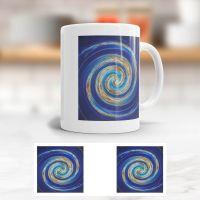 Tasse Energiebilder 'Heiliges Fließen'