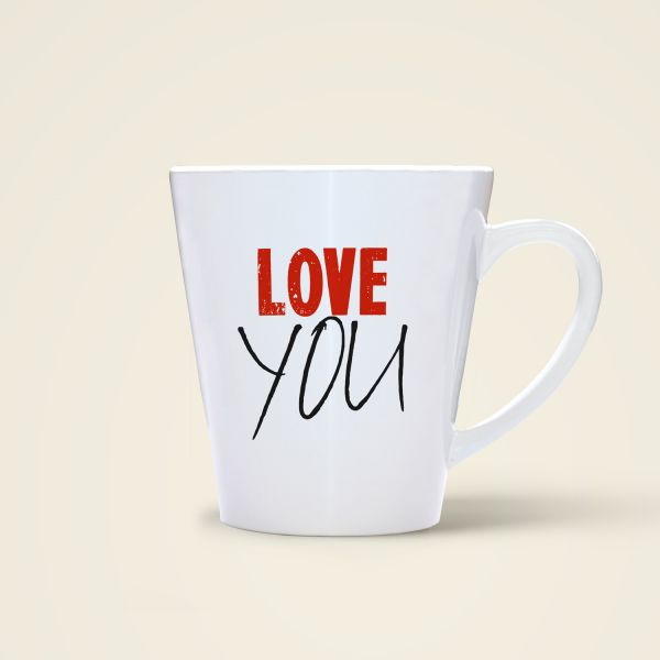Tasse 'Love You'