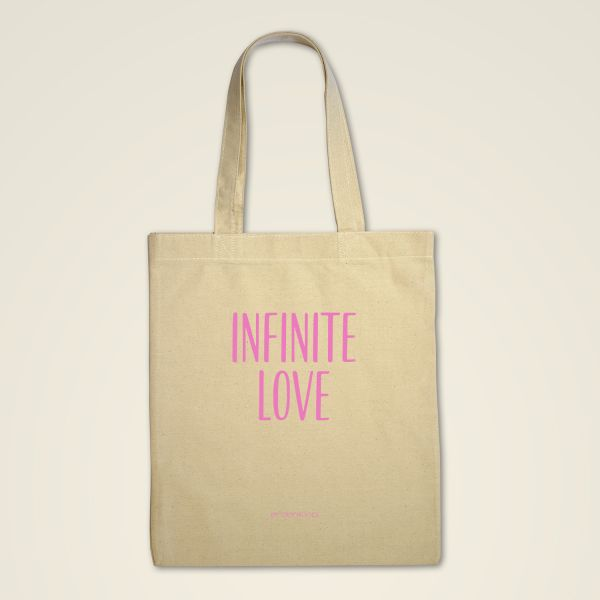 Infinite Love Stoftasche