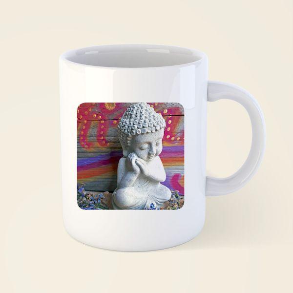 Tasse 'Schlafender Buddha'