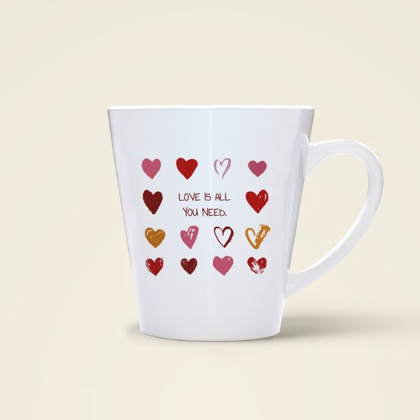 Tasse 'Love is all you need'