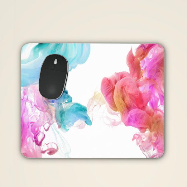 Mousepad 'Farbwolken'
