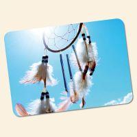 Bedrucktes 6-teiliges Tischset Traumfänger III   Geist und Geschenk