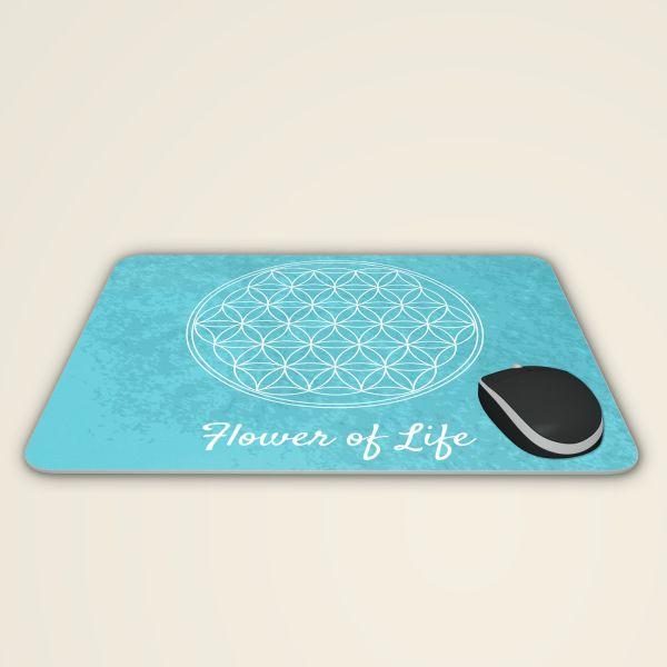 Mousepad 'La Fleur de la vie''