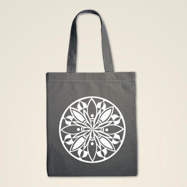Mandala Stofftasche bedruckt