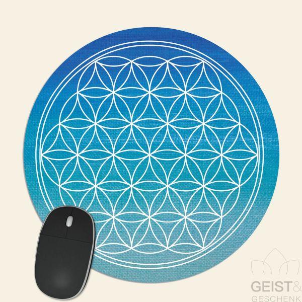 Mousepad-Blume-des-Lebens-Motiv-Thymus-bedruckt-1