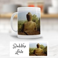 Tasse Buddha Love Geist und Geschenk klassische Form