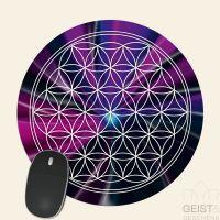 Mousepad-Blume-des-Lebens-Motiv-Mondzentrum-bedruckt-1