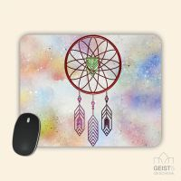 Mousepad bedruckt Traumfänger Cinco Geist und Geschenk