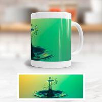 Tasse Drop Relax Geist und Geschenk klassische Form